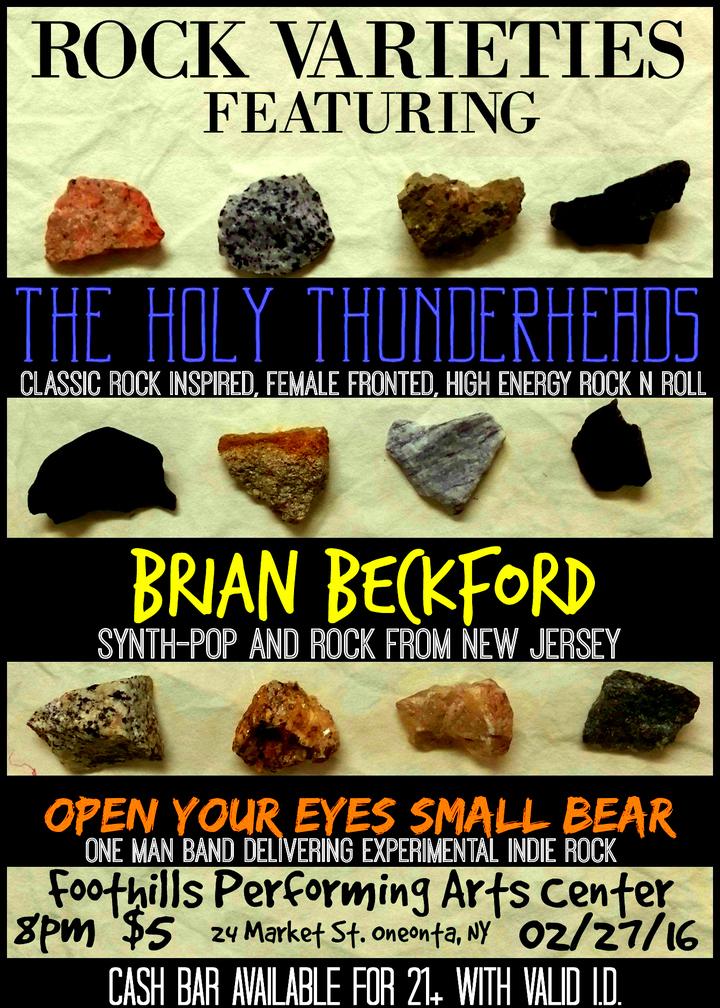bandsintown brian beckford tickets foothills performing arts