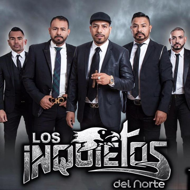 Los Inquietos Del Norte Tour Dates