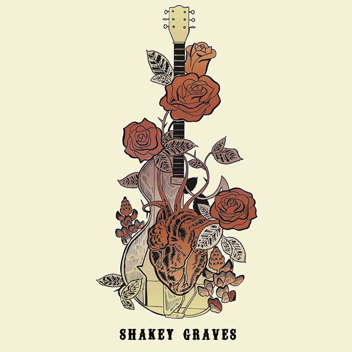 Shakey Graves Columbia Concert Tickets Shakey Graves