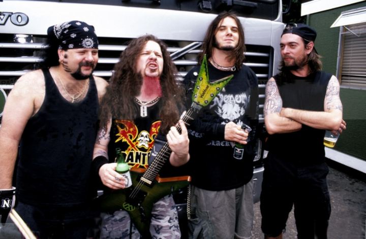 Pantera Tour Dates