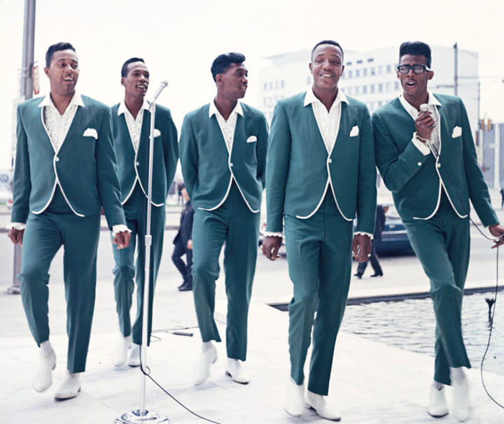 The Temptations @ Van Wezel Performing Arts Hall - Sarasota, FL