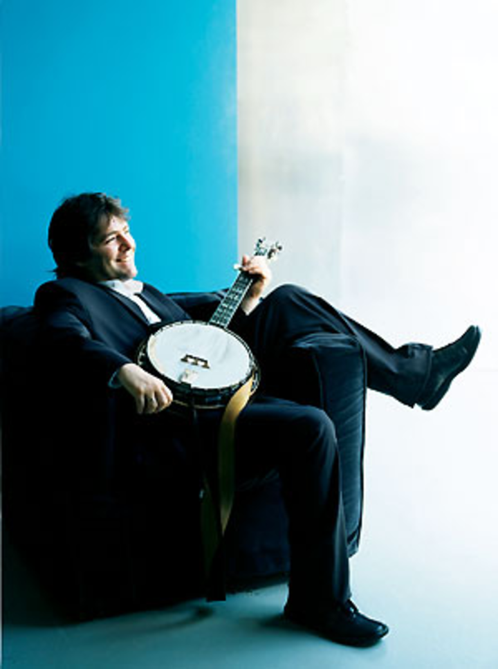 Béla Fleck @ Curtis M Phillips Center for Performing Arts - Gainesville, FL