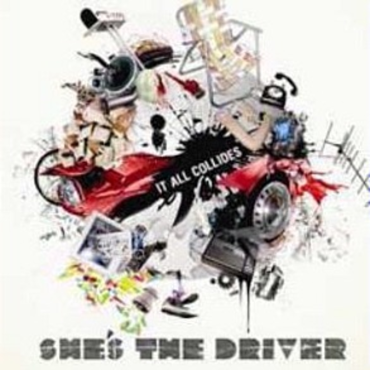 She's the Driver Tour Dates