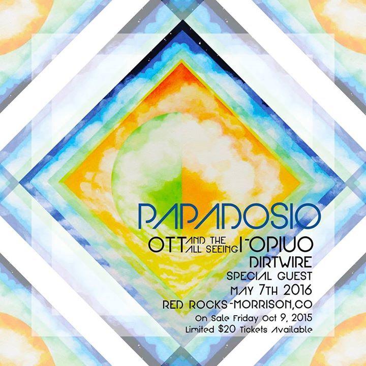 Papadosio @ Stage 48 - New York, NY