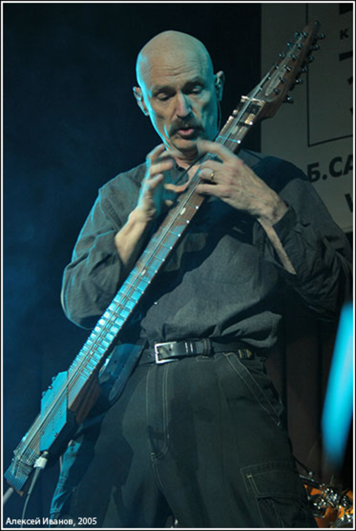 Tony Levin Tour Dates