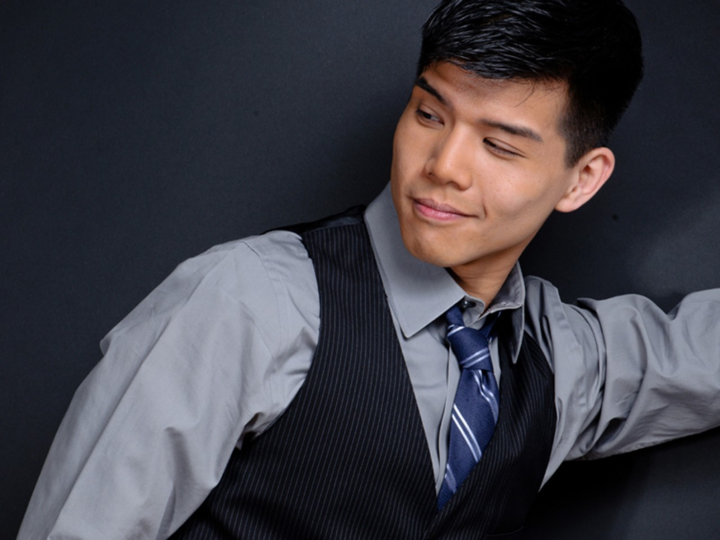Telly Leung @ Wall Street Theater - Norwalk, CT