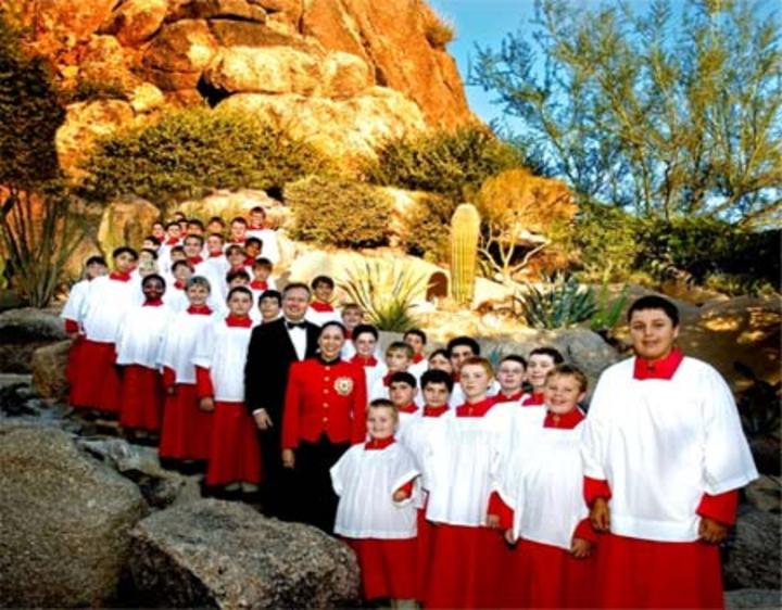 Phoenix Boys Choir Tour Dates