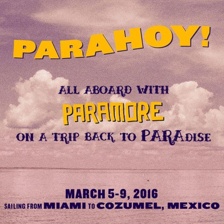 Paramore @ Atlantis - New Providence, Bahamas