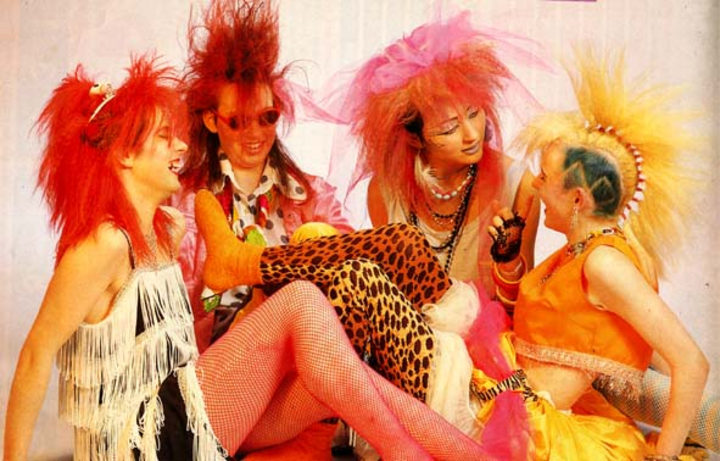 Fuzzbox Tour Dates