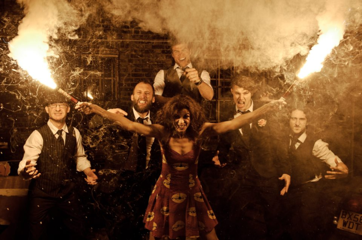Molotov Jukebox @ The Venue - Derby, United Kingdom