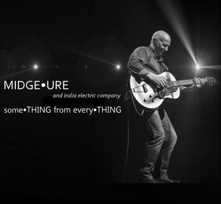 Midge Ure @ Concert Hall - Motherwell, United Kingdom