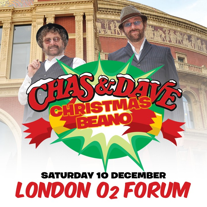 Chas & Dave (official) @ O2 Forum Kentish Town - London, United Kingdom