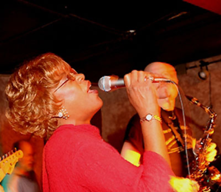 Francine Reed @ THE RHYTHM ROOM - Phoenix, AZ