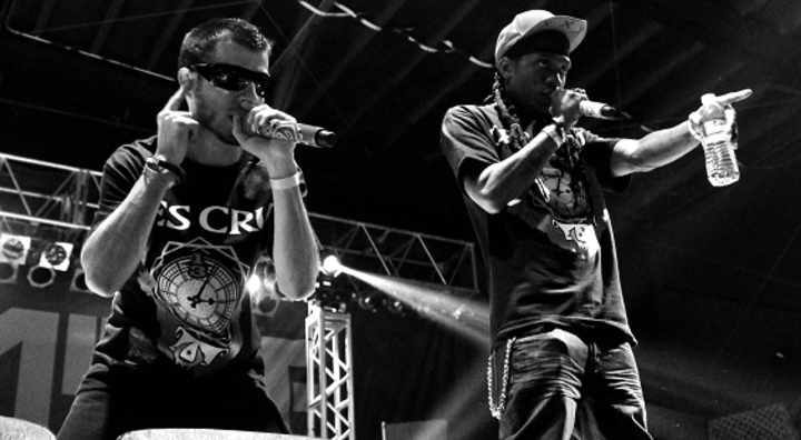 "Ces Cru @ The ""PIN"" - Spokane, WA"