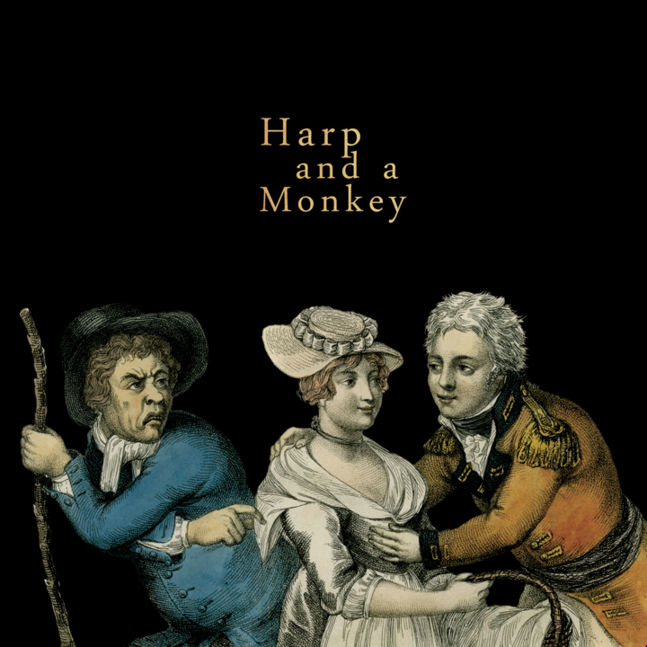 Harp and a monkey Tour Dates