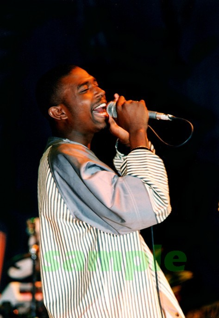 Bitty McLean @ Jazz Cafe - London, United Kingdom
