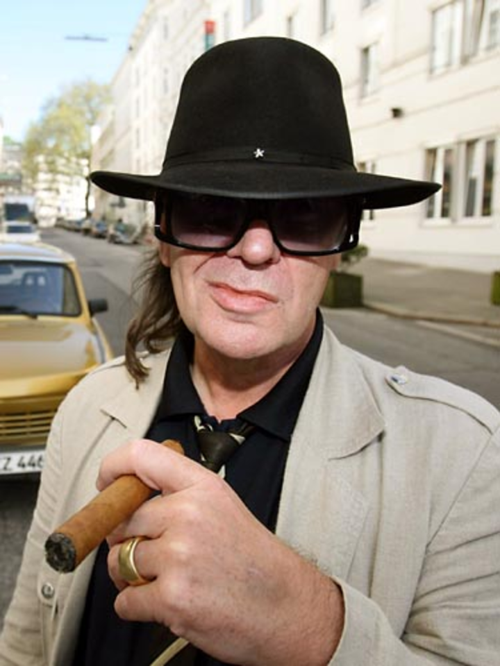 Udo Lindenberg Tour Dates