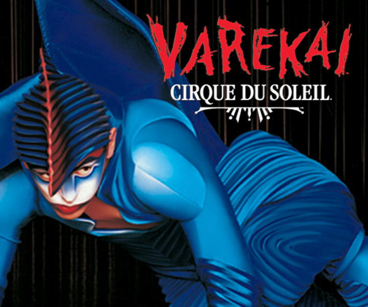 Varekai Tour Dates