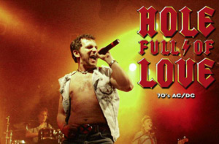 Hole Full Of Love @ Die Halle e.V. - Reichenbach An Der Fils, Germany