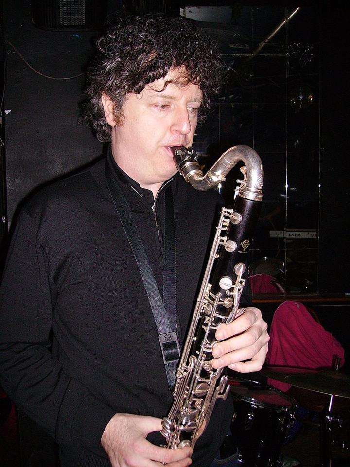 Julian Siegel Tour Dates