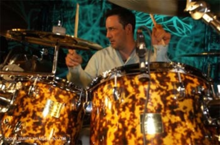 Jimmy Chamberlin Tour Dates