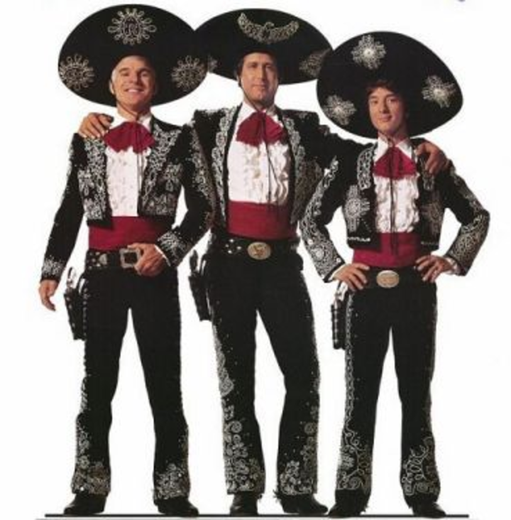 The Three Amigos @ Tullyglass House Hotel - Ballymena, Ireland