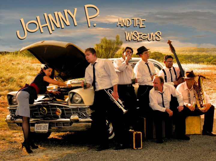 Johnny P. and The Wiseguys Tour Dates