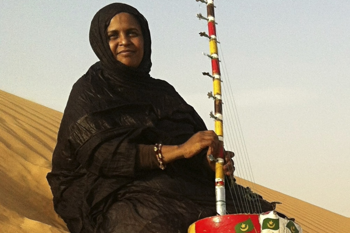 Noura Mint Seymali Tour Dates