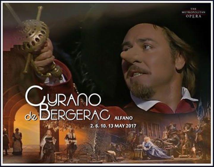 Roberto Alagna @ CYRANO DE BERGERAC (Metropolitan Opera) - New York, NY