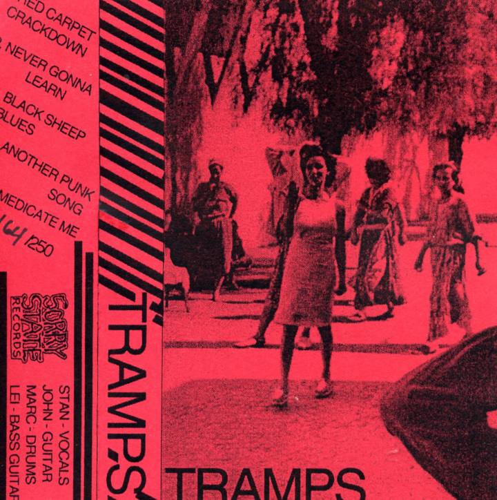 Tramps Tour Dates
