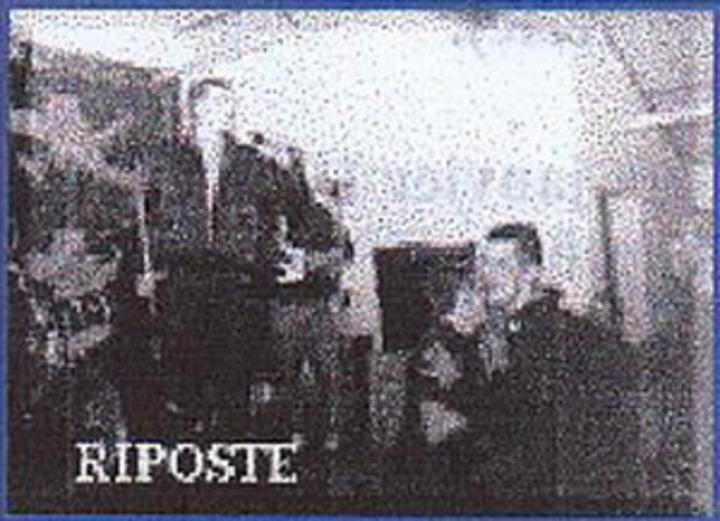 Riposte @ L'ESTIVE SCENE NATIONALE - Foix, France