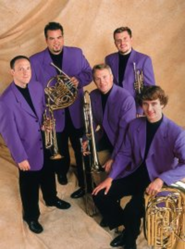 Boston Brass @ The Barns at Wolf Trap  - Vienna, VA