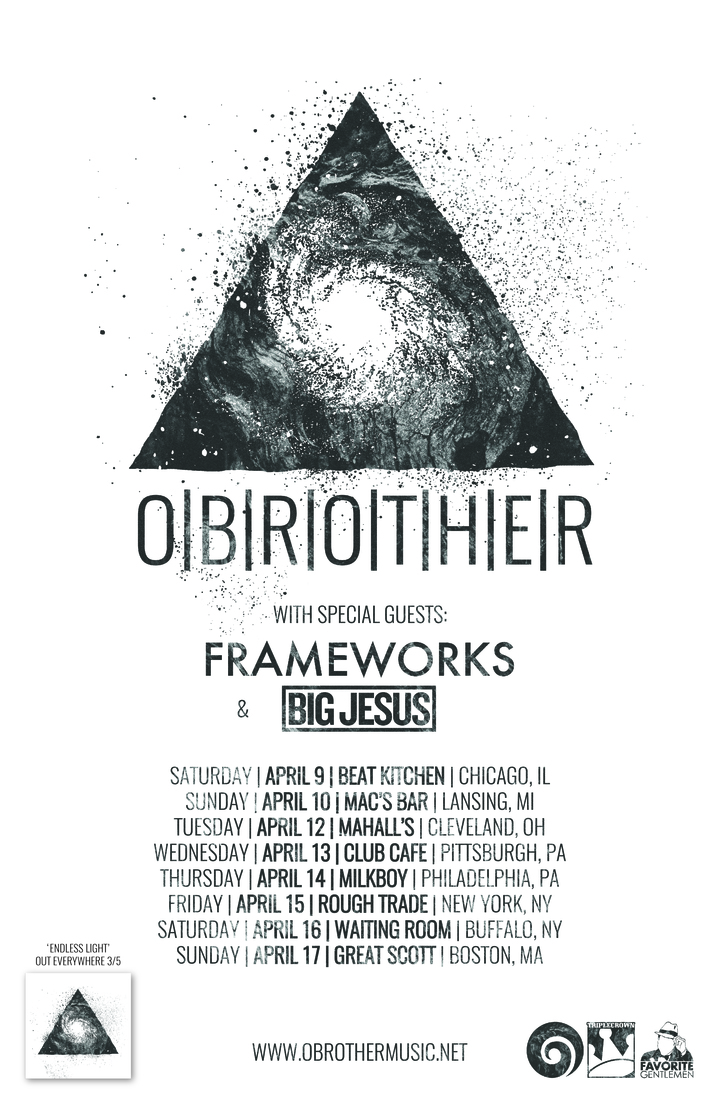 Bandsintown | O\'Brother Tickets - The Beat Kitchen, Apr 09, 2016