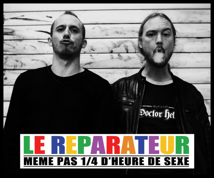 LE REPARATEUR Tour Dates