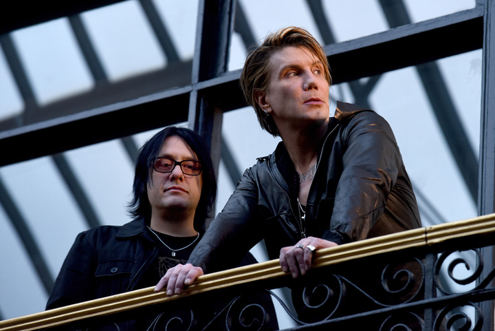 Goo Goo Dolls @ National Dr. Sun Yat-sen Memorial Hall - Taipei, Taiwan