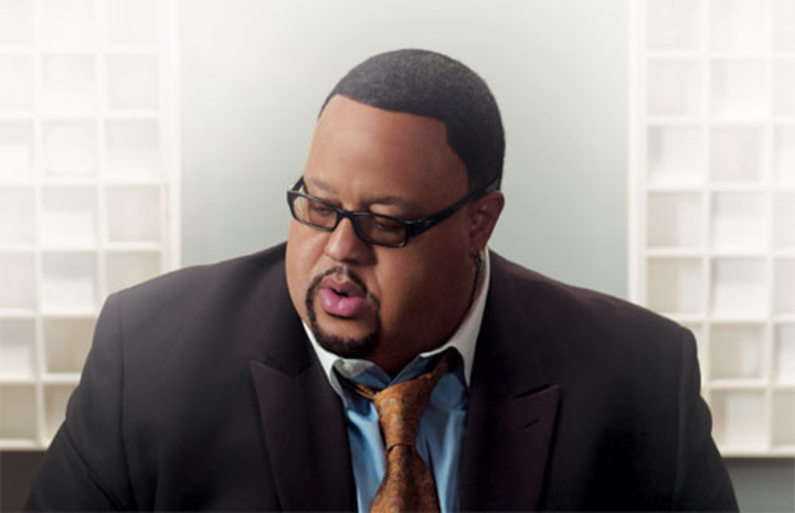 Fred Hammond @ Macon City Auditorium - Macon, GA