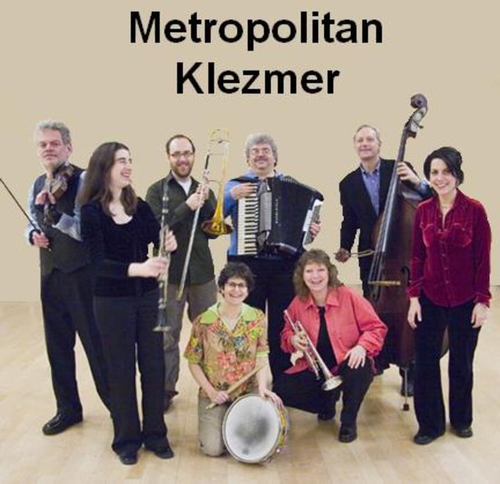 Metropolitan Klezmer Tour Dates