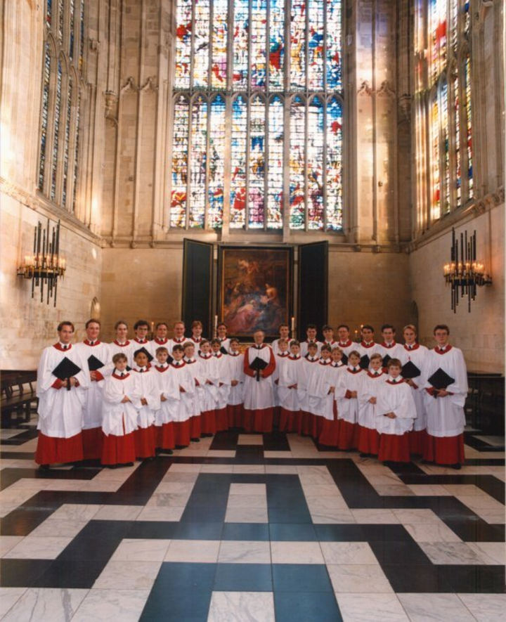 King's College Choir, Cambridge Tour Dates