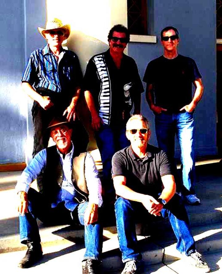 glen delpit and the subterraneans @ Fulton 55 - Fresno, CA