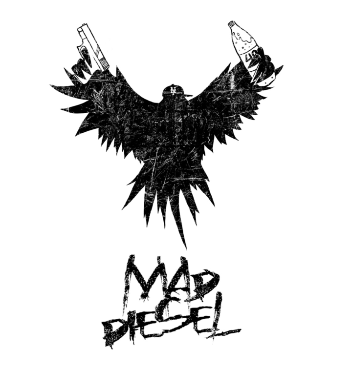 Mad Diesel @ BROOKLYN NIGHT BAZAAR - Brooklyn, NY