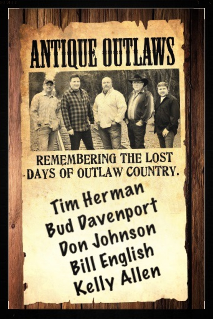 The Antique Outlaws Tour Dates