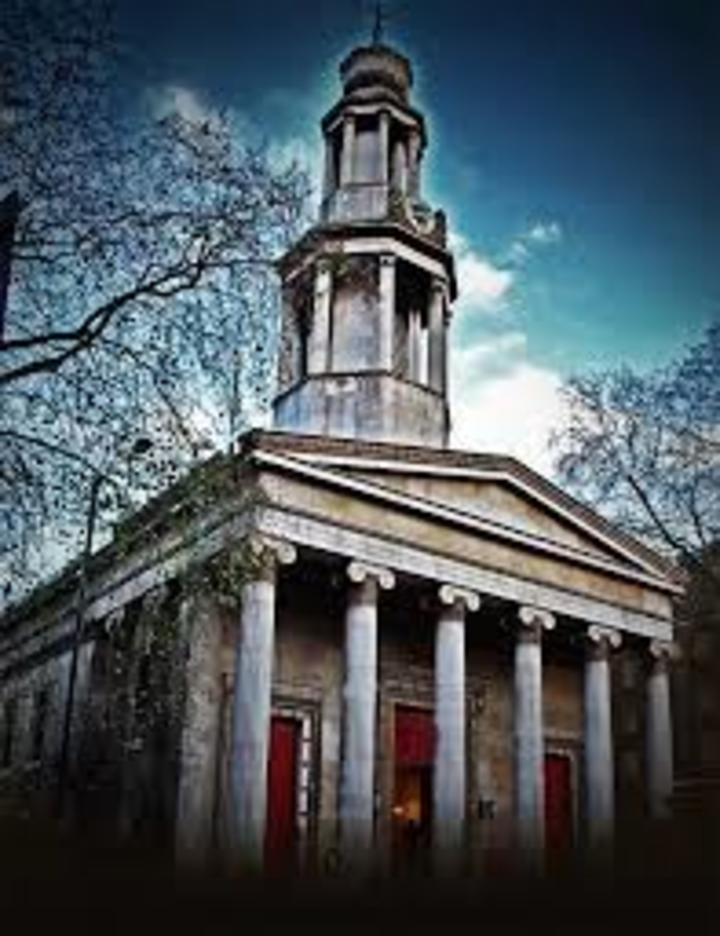 The Delta Piano Trio @ St. Pancras Church - London, United Kingdom