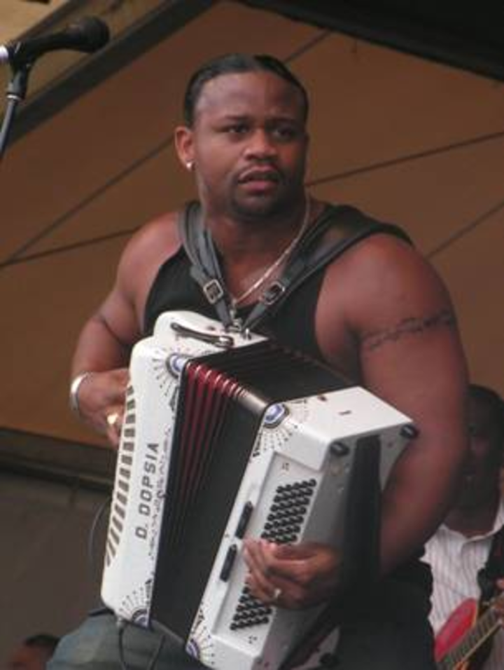 Dwayne Dopsie & The Zydeco Hellraisers Tour Dates