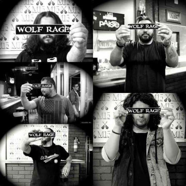 Wolf Rage Tour Dates