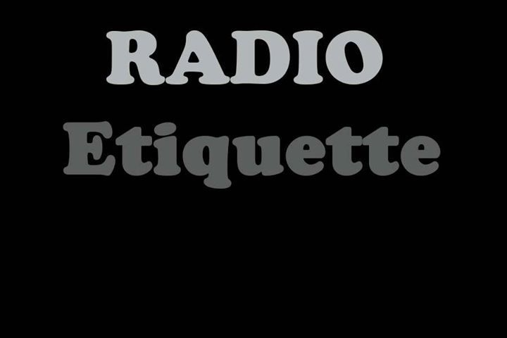 Radio Etiquette Tour Dates