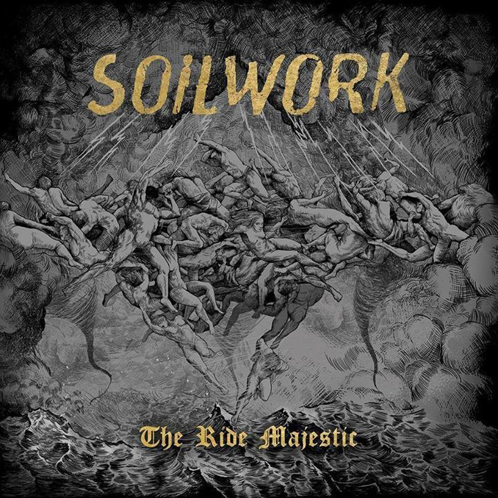 Soilwork Chile Tour Dates