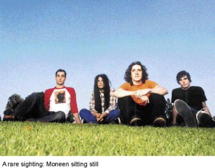 Moneen Tour Dates