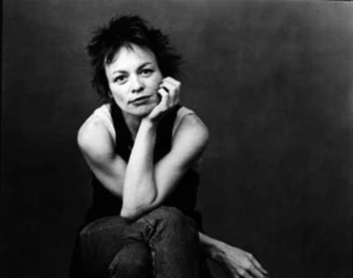 Laurie Anderson Tour Dates