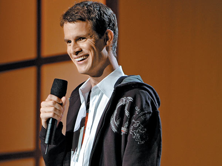 Daniel Tosh @ Terry Fator Theatre at Mirage Hotel and Casino - Las Vegas, NV