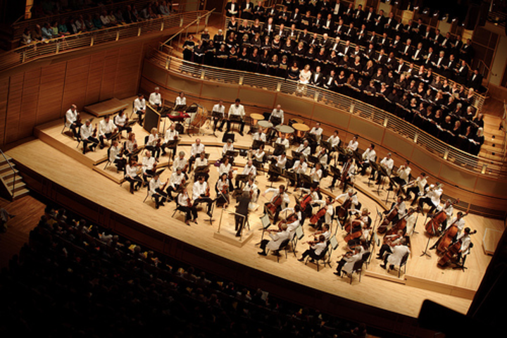 Baltimore Symphony Orchestra Tour Dates